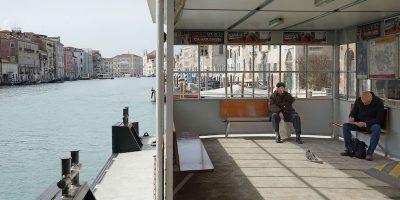 Le foto di Venezia deserta