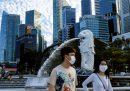 A Singapore l'emergenza sta arrivando ora