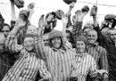 La liberazione dei campi di concentramento
