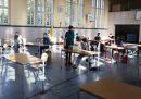 Le foto del ritorno a scuola in Germania