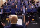 Trump ha detto di aspettarsi «molti morti» negli Stati Uniti nei prossimi giorni