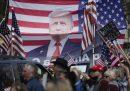 Le proteste contro le restrizioni negli Stati Uniti