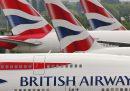 La compagnia aerea britannica British Airways e l'islandese Icelandair hanno annunciato licenziamenti di massa