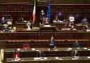 Le foto di martedì in Parlamento