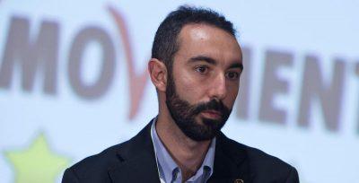 Il consigliere regionale del Lazio Davide Barillari è stato espulso dal Movimento 5 Stelle