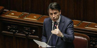 Giuseppe Conte domani parlerà al Parlamento «per un'informativa urgente» sulla ripresa delle attività economiche
