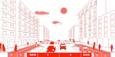 Il piano di Milano per favorire l'uso delle bici
