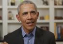 Barack Obama ha dato il suo sostegno a Joe Biden per le elezioni presidenziali statunitensi