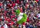 La mascotte più famosa d'America e la battaglia per la sua proprietà