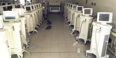 Le macchine che respirano per noi