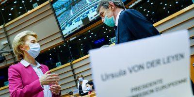La proposta della Commissione Europea sul Fondo per la ripresa