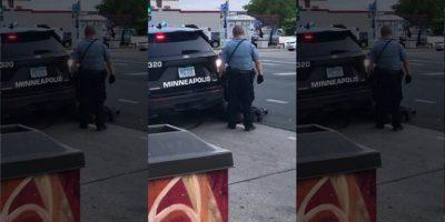 Il poliziotto accusato di avere ucciso George Floyd è stato arrestato