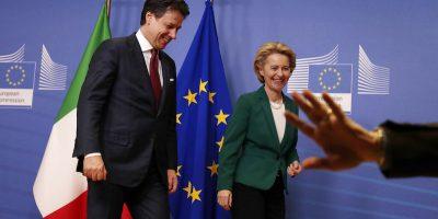 Calma: l'Italia non ha ancora ottenuto 172 miliardi dall'Europa