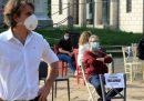 No, il Comune di Milano non ha multato i ristoratori che hanno manifestato in piazza