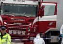 In Belgio e Francia sono state arrestate 26 persone per la morte dei 39 migranti trovati in un camion vicino a Londra