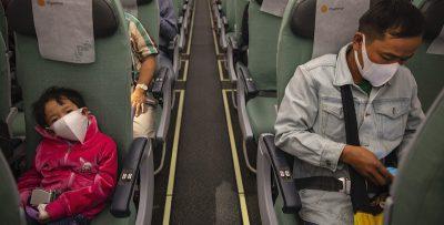Come faremo sugli aerei?