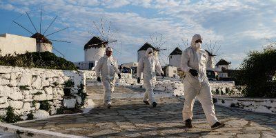 La Grecia dal 15 giugno aprirà i confini ai turisti provenienti da ...
