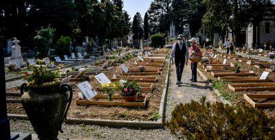 Lo studio dell'INPS sul vero numero di morti per l'epidemia