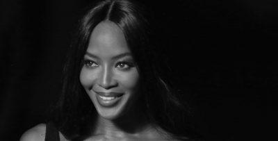 Nessuno cammina come Naomi Campbell