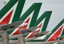 Il nuovo salvataggio di Alitalia