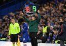 Per tutto il 2020 nei campionati di calcio sarà possibile effettuare cinque sostituzioni