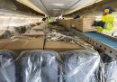 Il calo dei voli passeggeri è un gran problema anche per la posta internazionale
