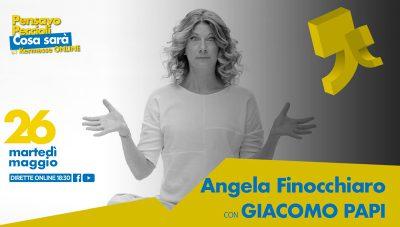 Cosa sarà, con Angela Finocchiaro