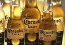 Non è un buon momento per la birra Corona