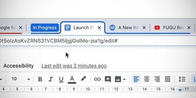 Ora su Chrome si possono raggruppare le schede aperte