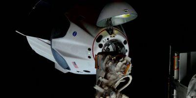 SpaceX ha portato i suoi primi due astronauti sulla Stazione Spaziale Internazionale