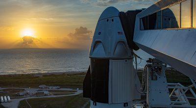 SpaceX ha rinviato il suo primo lancio con astronauti