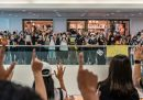A Hong Kong sono ricominciate le proteste