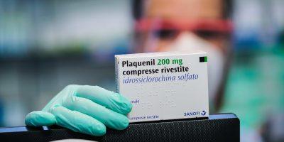Secondo un primo studio, l'idrossiclorochina non aiuta a prevenire la Covid-19