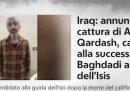 No, l'Iraq non ha catturato uno dei capi dell'ISIS