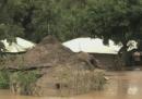 Ci sono almeno 194 morti e 100 mila sfollati per le inondazioni e le frane in Kenya