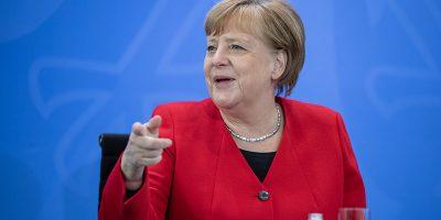 Angela Merkel ha annunciato nuovi allentamenti delle restrizioni