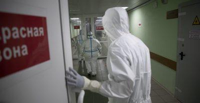 La città di Mosca ha rivisto il conteggio dei morti provocati dal coronavirus, raddoppiandolo
