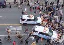 Le violenze commesse dalla polizia durante le proteste negli Stati Uniti