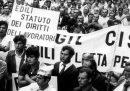 La storia dello Statuto dei Lavoratori