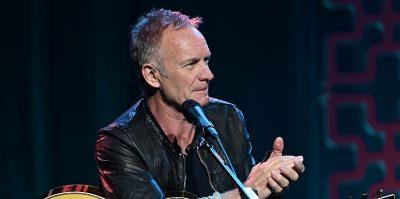 Una canzone di Sting