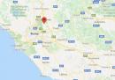 C'è stata una scossa di terremoto di magnitudo 3.3 in provincia di Roma
