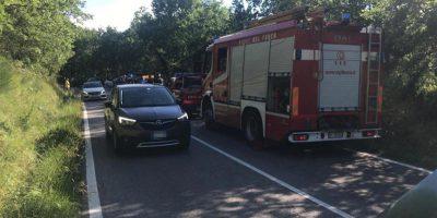 Perché la strada dove è avvenuto l'incidente di Zanardi non era chiusa al traffico?