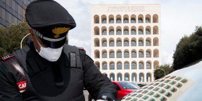 Sei persone sono state arrestate a Roma per corruzione nell'ambito di un'indagine sulle pratiche per ottenere condoni edilizi