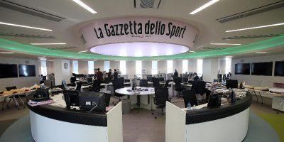 """Stefano Barigelli sarà il nuovo direttore della """"Gazzetta dello Sport"""""""