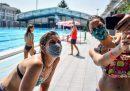 È rischioso andare in piscina?