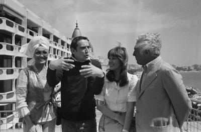 Vittorio Gassman Tragic And Comic Archyworldys