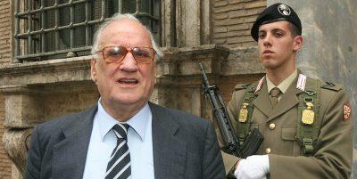 È morto l'ex parlamentare e ministro Alfredo Biondi: aveva 91 anni