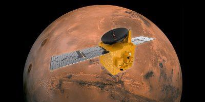 A metà luglio gli Emirati Arabi Uniti lanceranno Amal, la loro prima sonda verso Marte