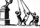 Il nuovo disegno di Banksy sulla statua rimossa a Bristol