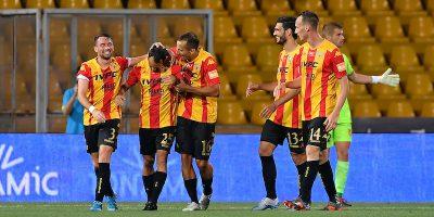 Il Benevento ha raggiunto la promozione in Serie A con sette giornate di anticipo